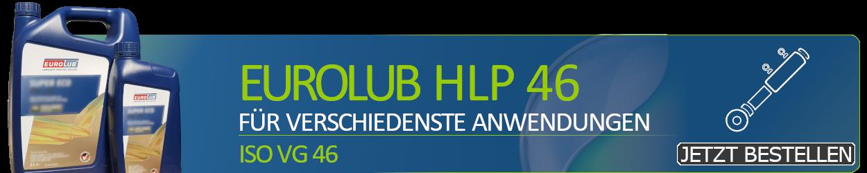 Eurolub Hydrauliköl HLP 46