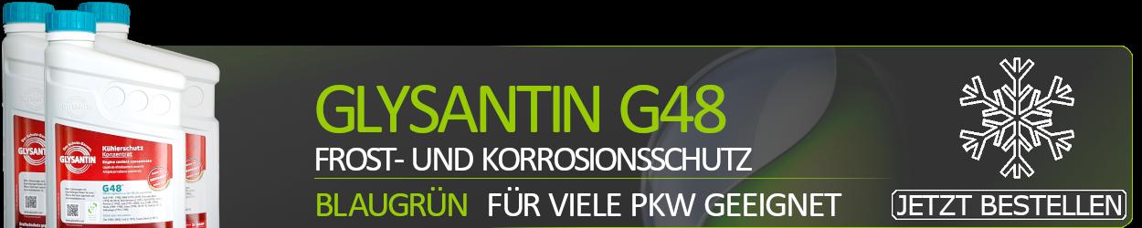 BASF Glysantin G48 Kühlerschutz Konzentrat G48