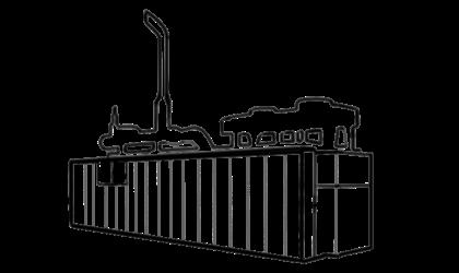 Erdgasmotor