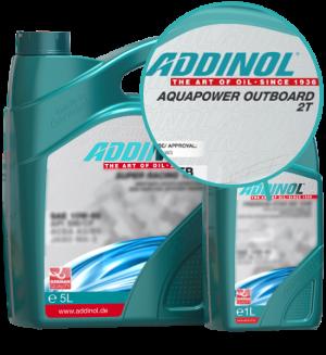 ADDINOL AquaPower Outboard 2T