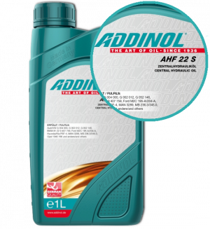 ADDINOL Hydrauliköl AHF 22 S