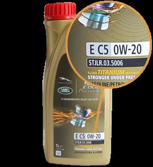 Castrol Motoröl 0W20 Edge Professional E C5 0W-20 Titanium FST