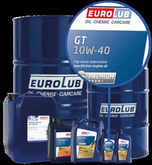 Eurolub Motoröl 10W40 GT 10W-40
