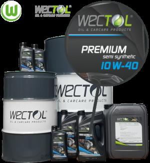 WECTOL Motoröl 10W40 Premium 10W-40